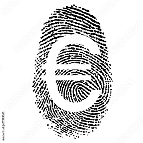 FINGERPRINT EURO ICON