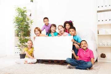 Kids advertising