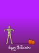 plakat halloween XXV