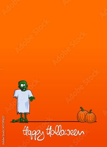 plakat halloween XXIV