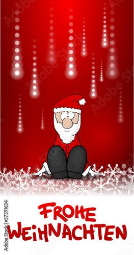 hintergrund xmas weihnachtsfigur III