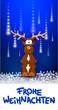 hintergrund xmas weihnachtsfigur II