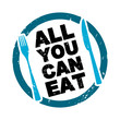 stempel eckig all you can eat III