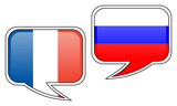 French-Russian Conversation