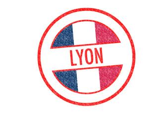 LYON Rubber Stamp
