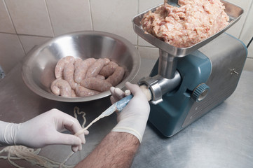 Making Sausage