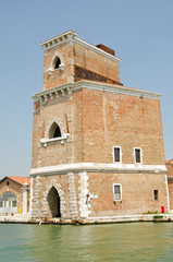 Arsenale tower, Venice