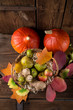 pumpkin apfel basket