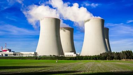 Nuclear power station Temelin HDR