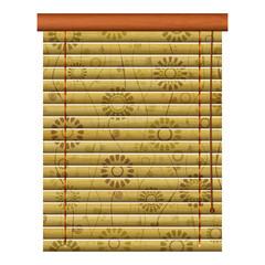 floral shutter