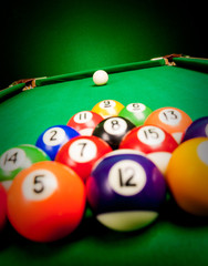 billiard spheres