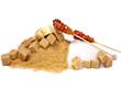 Granulated sugar,sugar not refined,sugar candy