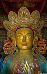 Maitreya, Tiksey, Ladakh, India