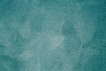 Kunstleder / Mikrofaser Textur türkis
