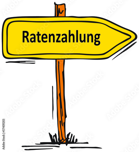 Ratenzahlung...