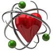 Health heart concept