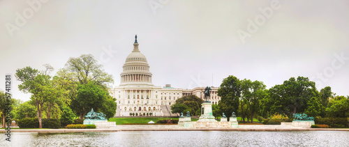 United States Capitol building in Washington, DC