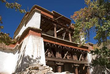 Monastery, Alchi, Ladakh, India