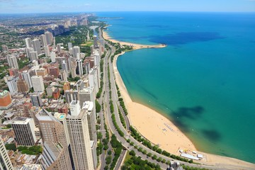 Chicago - Gold Coast and Lake Michigan