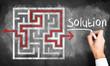 Ausweg aus dem Labyrinth