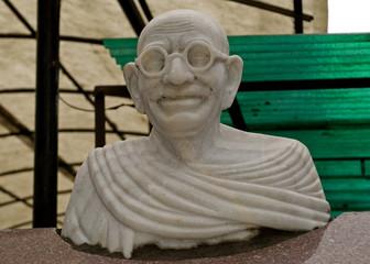 Mahatma Gandhi, Alwar, Rajasthan, India