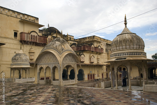 City palace, Alwar, Rajasthan, India