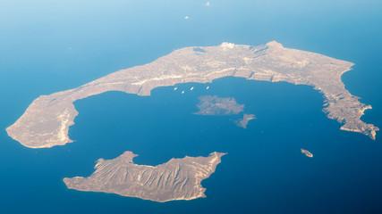 Santorini Island View
