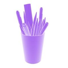 penstand purple
