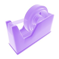tape purple