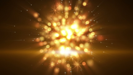 countdown explosion shiny particles alpha