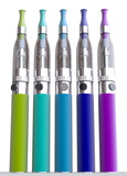 Colorful e-cigs