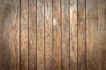 Fond planches en bois verticales