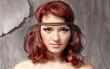 Woman hair style fashion portrait