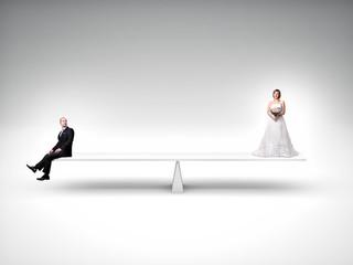 couple balance