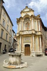 Chiesa della Chiocciola, Siena 2