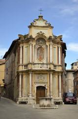 Chiesa della Chiocciola, Siena