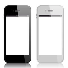Phone Black and White
