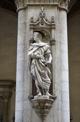 Statua, Siena