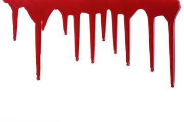 geronnenes Blut