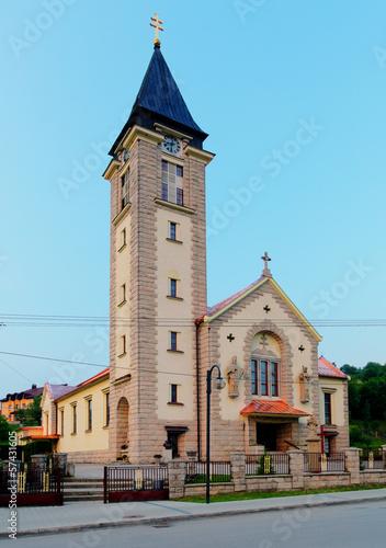 Chruch in Terchova village - Slovakia