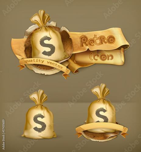 Moneybag icon