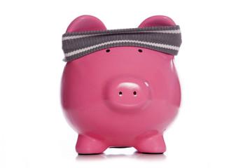 Healthy bank balance