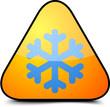 Cold Warning Sign