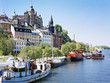 canvas print picture - Stockholm