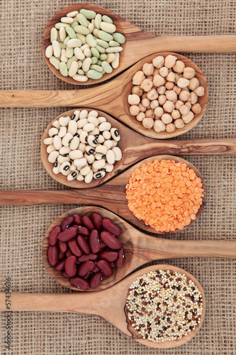 Dried Pulses