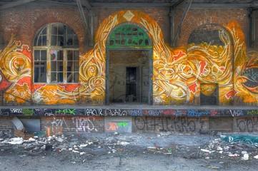 Graffiti in Berlin