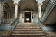 Lobby of the beelitz heilstätten - 57439228