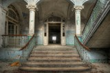 Lobby of the beelitz heilstätten