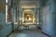 Alter Korridor im alten Krankenhaus Beelitz