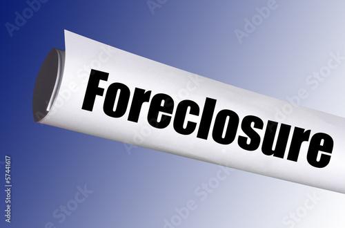 foreclosure legal notice
